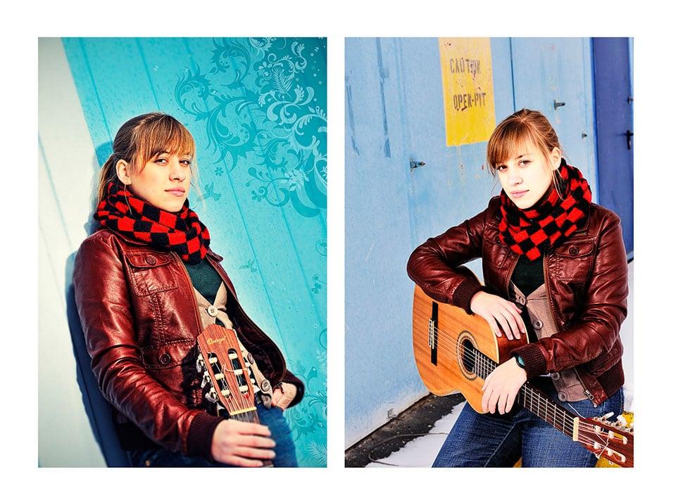 Künstlerportraits, Bandfotografie Nürnberg Fürth, Musikerportrait Lena Dobler