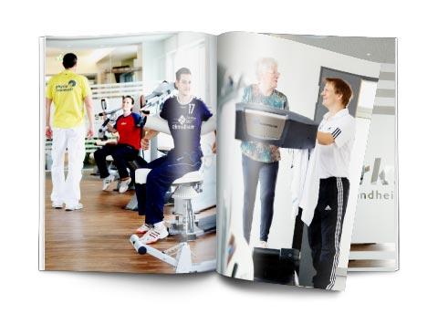 Editorial Fotografie für Physio Neumarkt