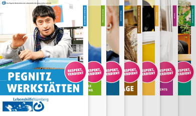 Imagefotografie für Pegnitz-Werkstätten Nürnberg