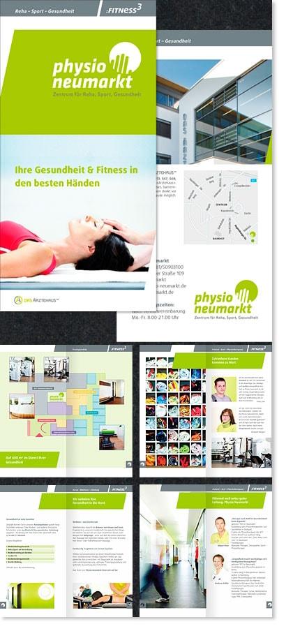 Imagefotografie und Portraits für Rehazentrum Physio Neumarkt