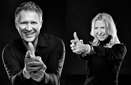 Fotograf Fürth - Portraits mit Silke und Michael