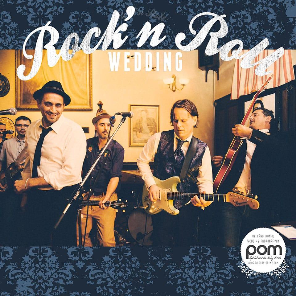 Rock'n Roll Hochzeit von Anke und Dirk