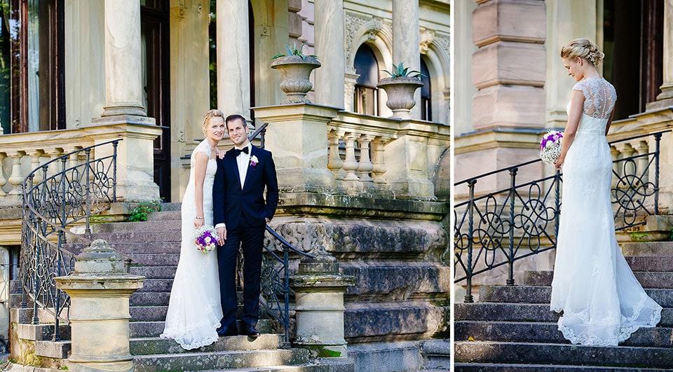 Fotograf Fürth, Hochzeitsreportage im Schloss Faber Castell