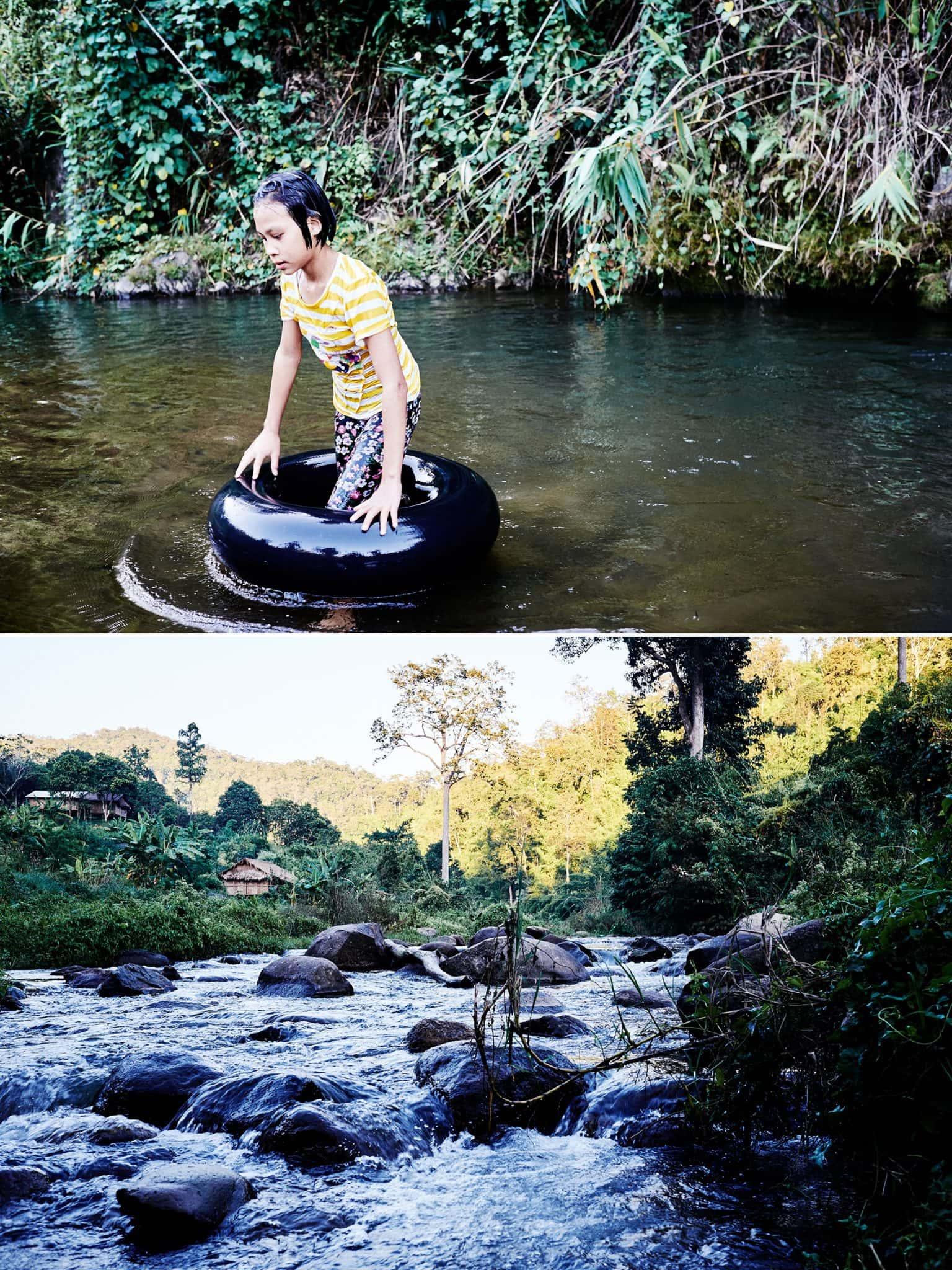 Klaus Gruber, als Traveller mit der Fuji X-T1 in Nordthailand