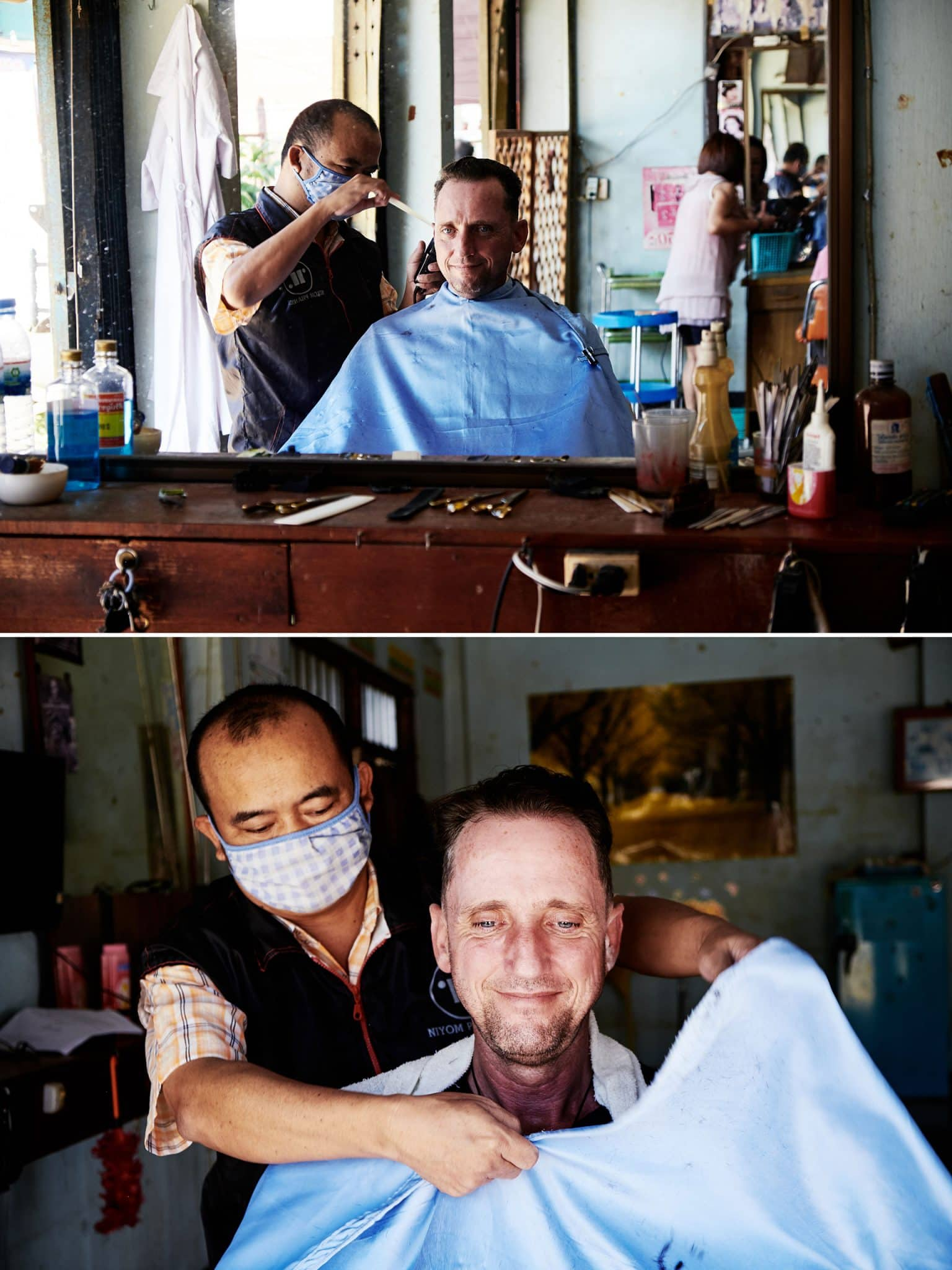 Klaus Gruber, als Traveller mit der Fuji X-T1 im Norden Thailands