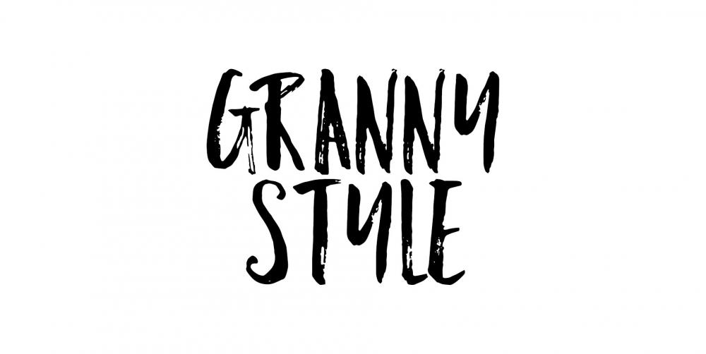 Fotograf Fürth, Granny Style Fotoshooting