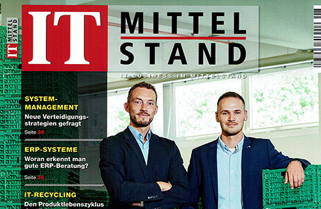 Fotograf Fürth - Publikationen, Magazin IT-Mittelstand