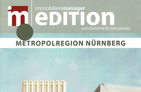 Fotograf Fürth - Publikationen, Magazin Immobilienmanager