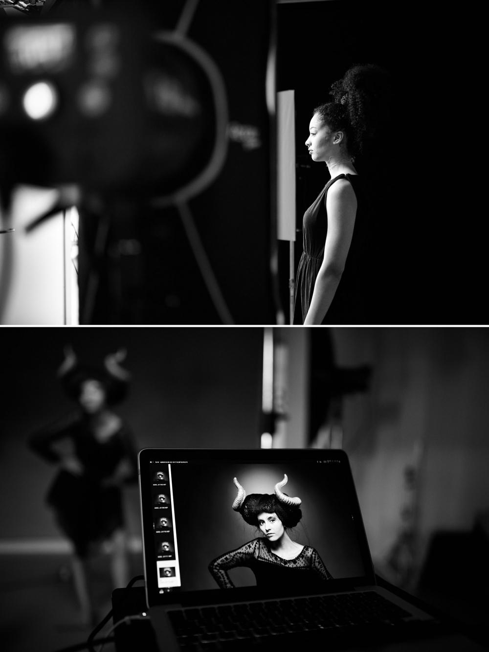 Fotograf Fürth, Freestyle Styling Fotoshooting