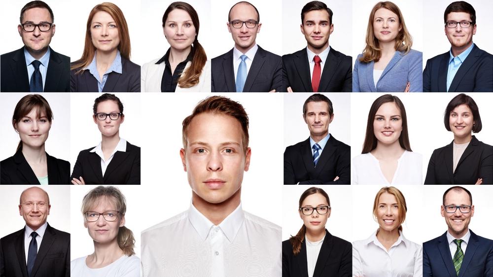 Bewerbungsfoto Worksample, Bewerbungsfotos in Fürth, Nürnberg und Erlangen