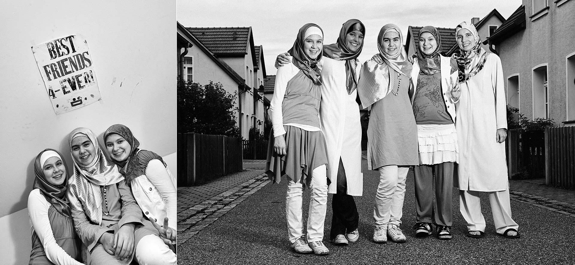 Islam - Reportagefotografie für Magazin Stafette - Fotograf Fürth