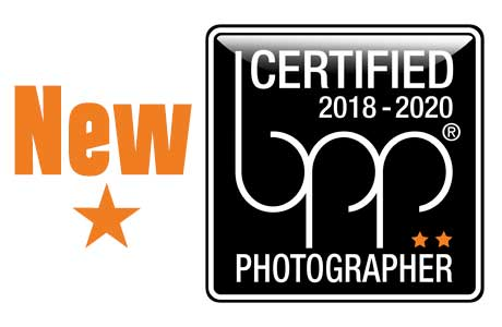 bpp Certified Photographer - Qualitätszertifikat