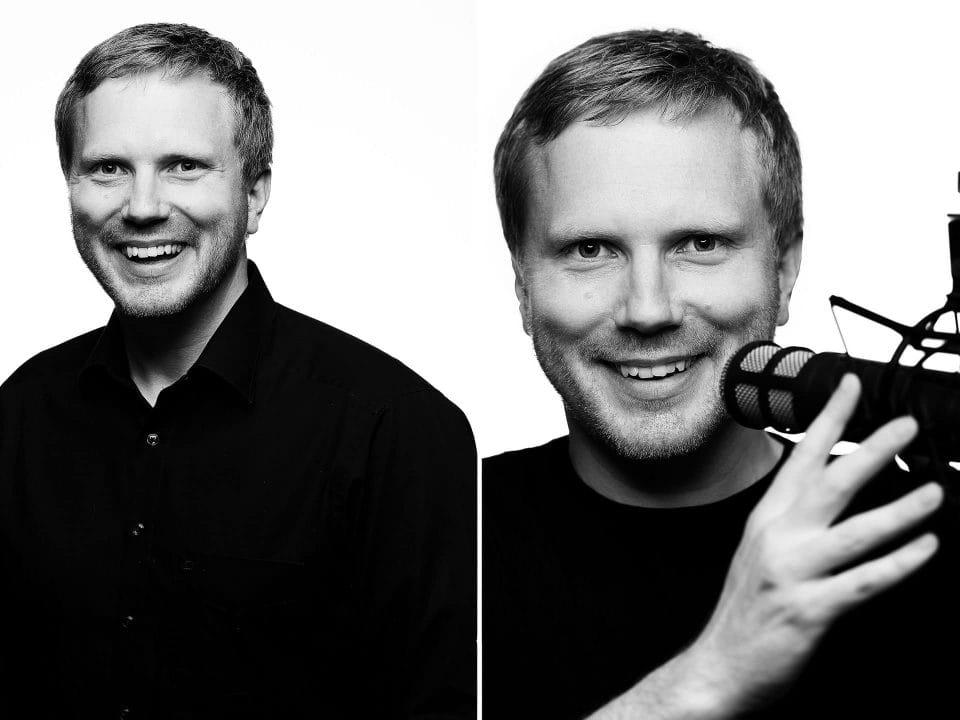 Business Portraits, Businessfotos,Businessfotografie für Coach Markus Hartmann