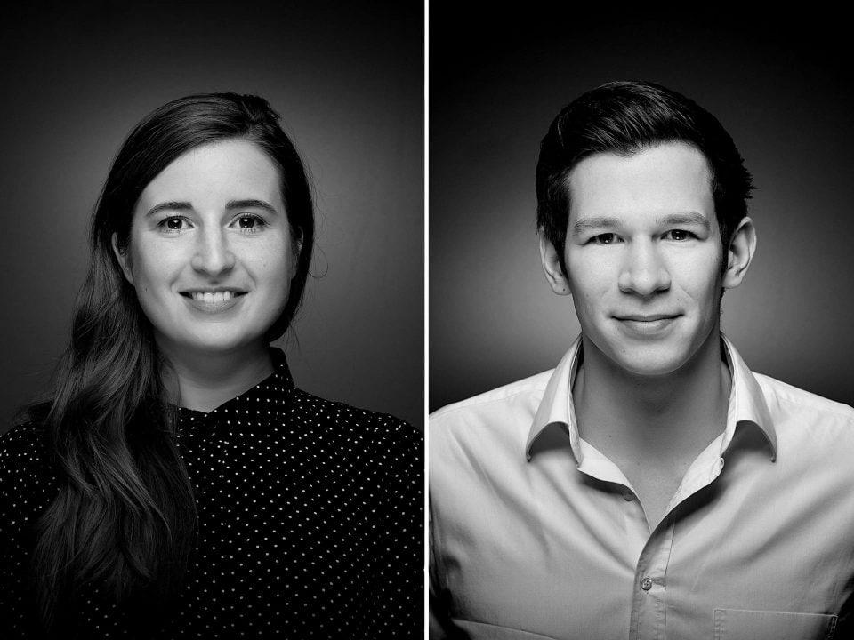 Fotograf Fürth, Business Portraits für Stayfriends in Erlangen