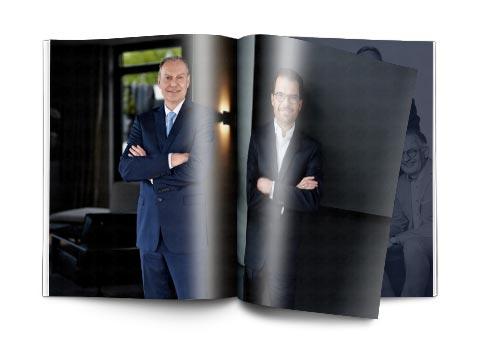 Imagefotografie für KSW Vermögensverwaltung