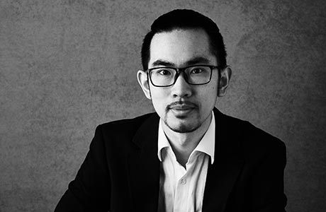 Künstlerportrait des Opernsängers Chun Ding