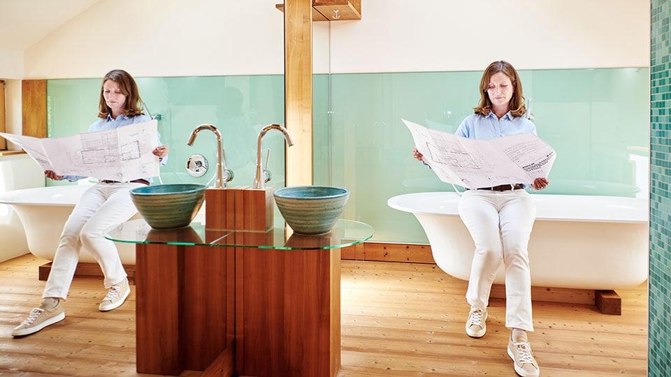 Imagefotografie für Immobilien Kontor