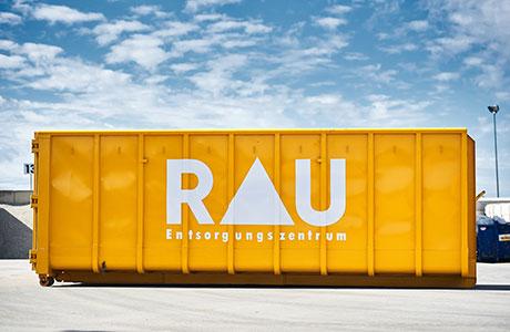 Industriefotografie für Rau GmbH