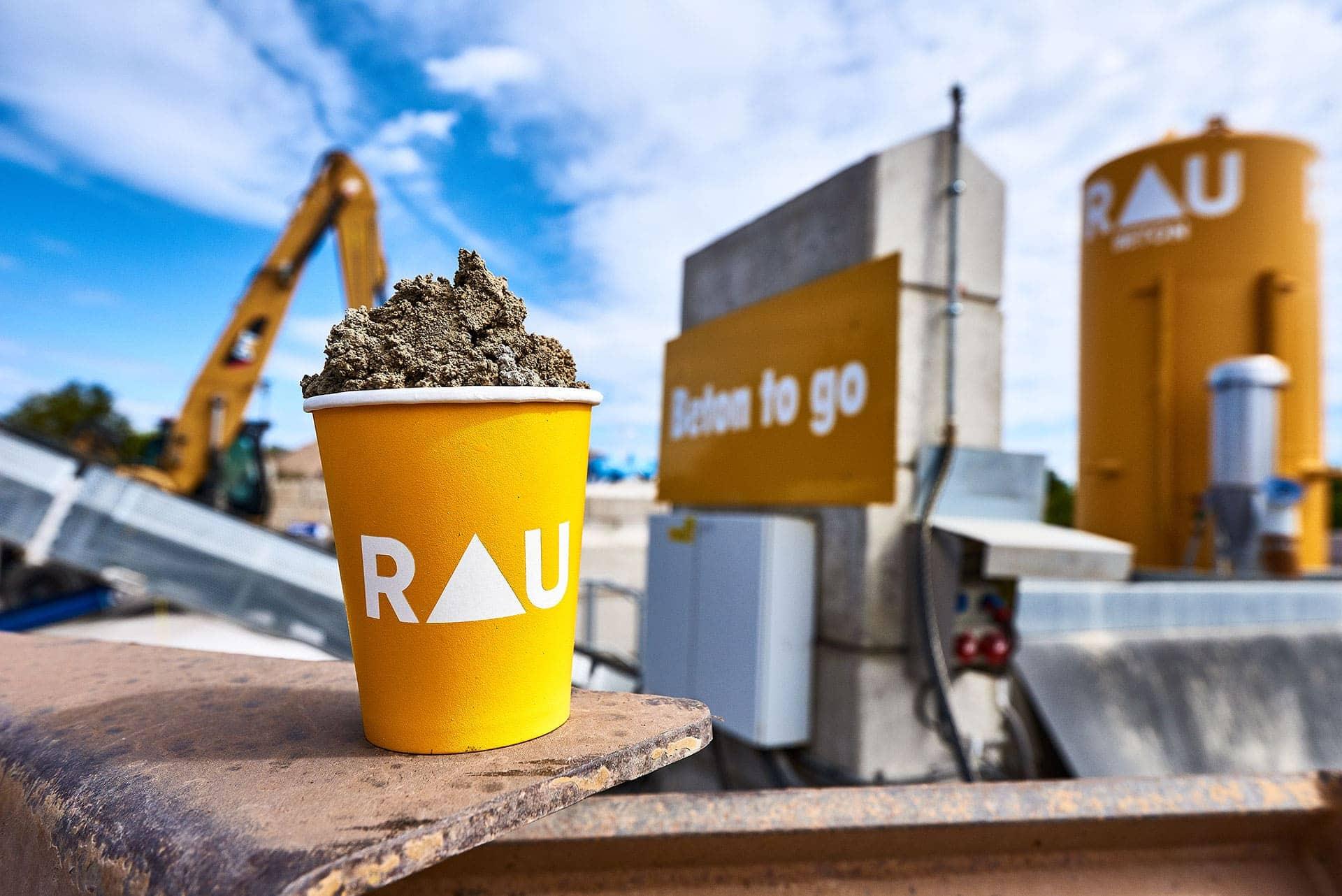 Industriefotografie für das Fürther Unternehmen Rau GmbH