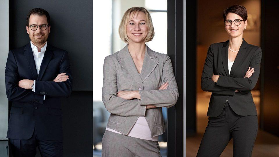 Business Portraits für KSW-Vermögensverwaltung in Nürnberg