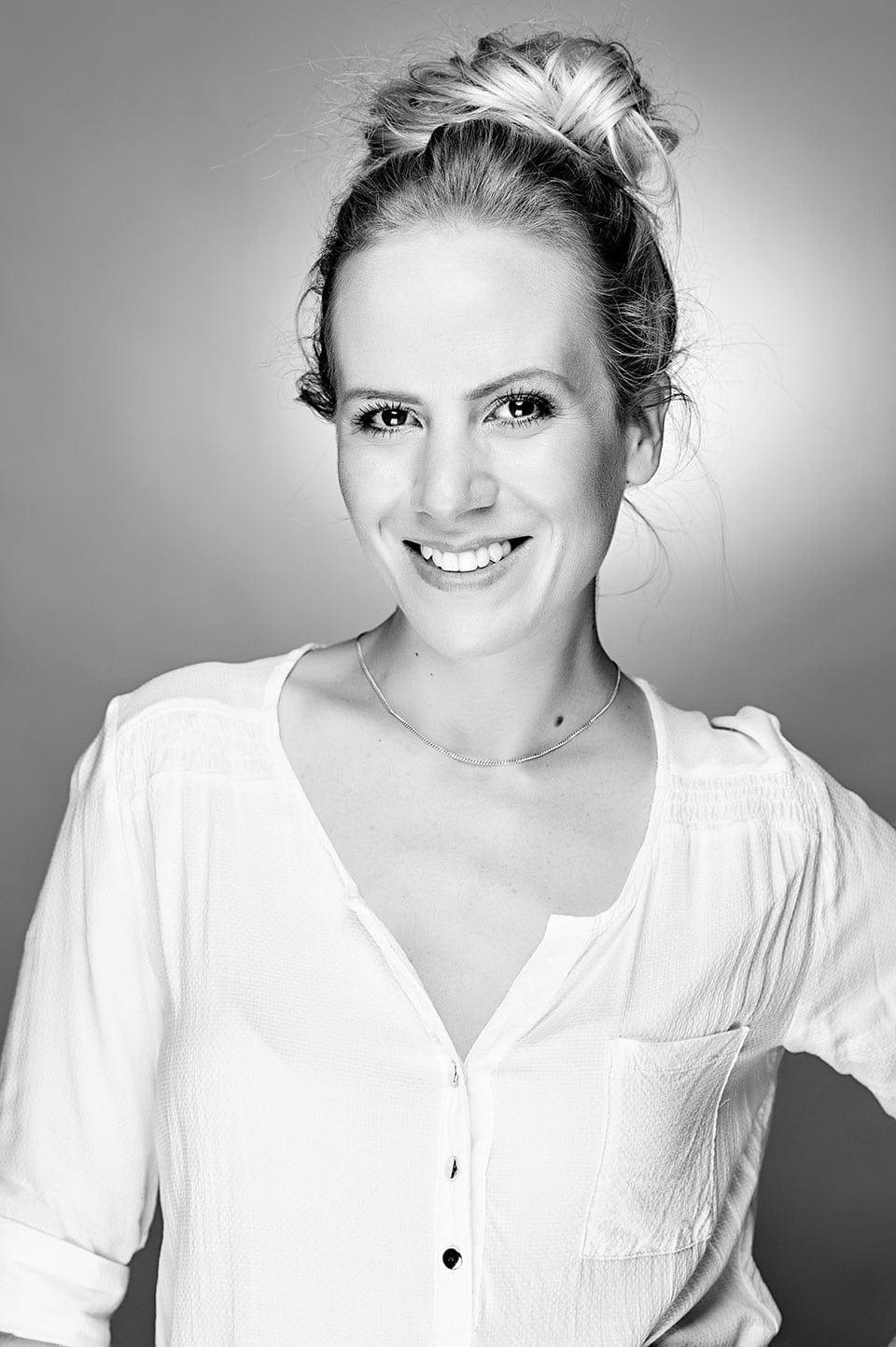 Fotograf Fürth, Künstlerportraits mit mit Stefanie Schmidts